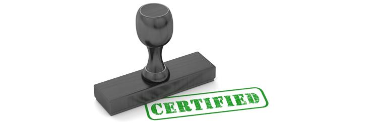 bTrade certified